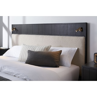 Bobby Berk Faber Queen Platform Storage Bed