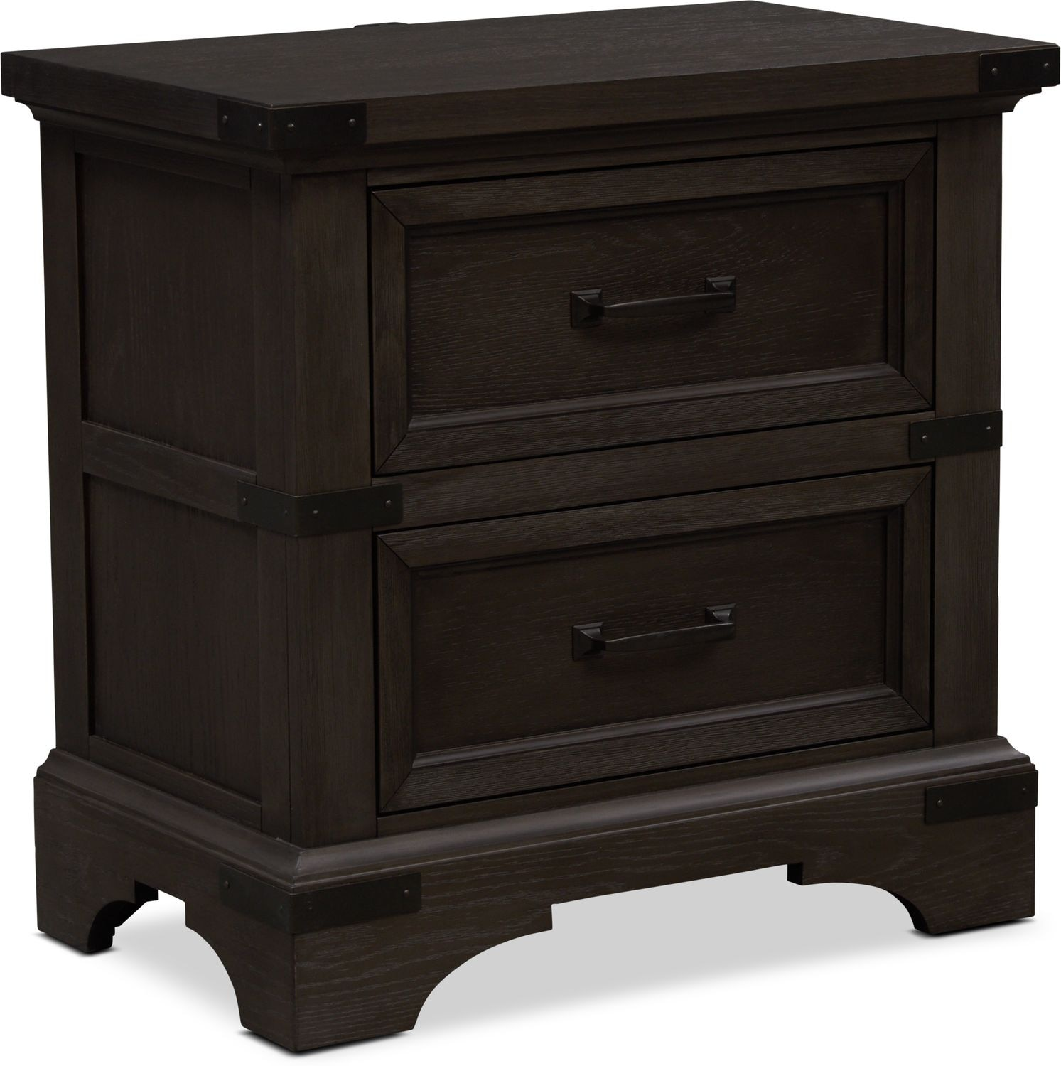 Bedroom Furniture - Victor Nightstand