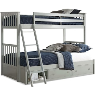 Flynn Storage Bunk Bed