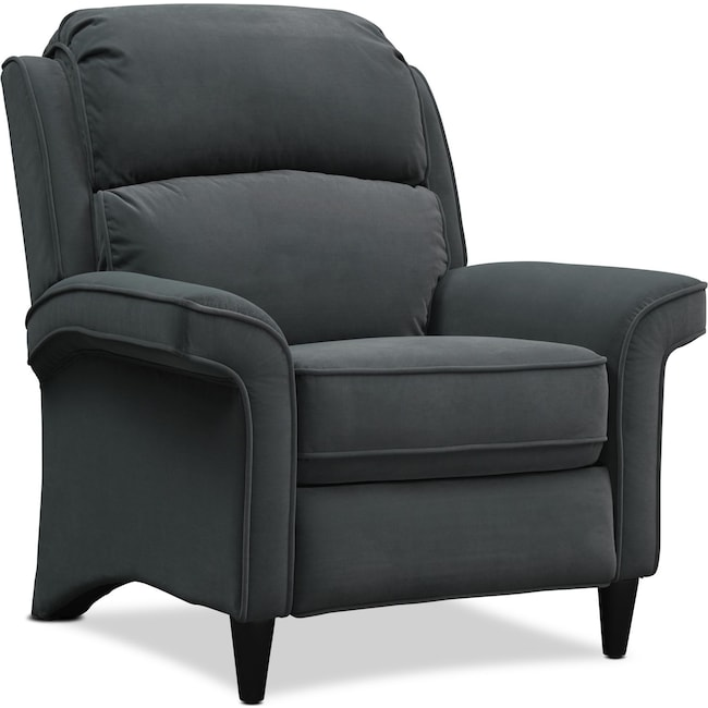 Living Room Furniture - Dion Pushback Recliner