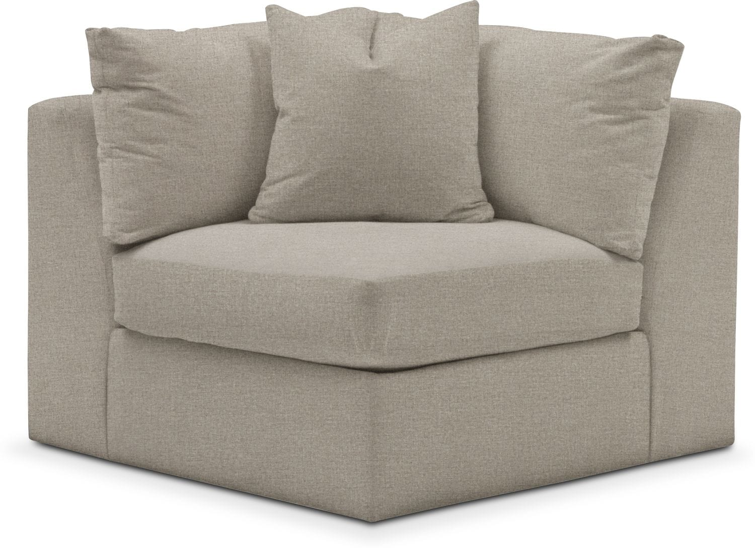 Living Room Furniture - Collin Performance Corner Chair