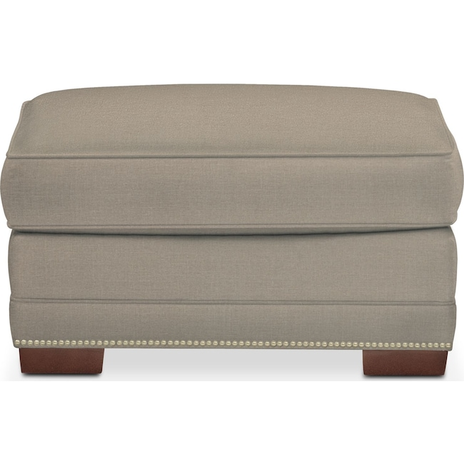 Living Room Furniture - Arden Performance Ottoman