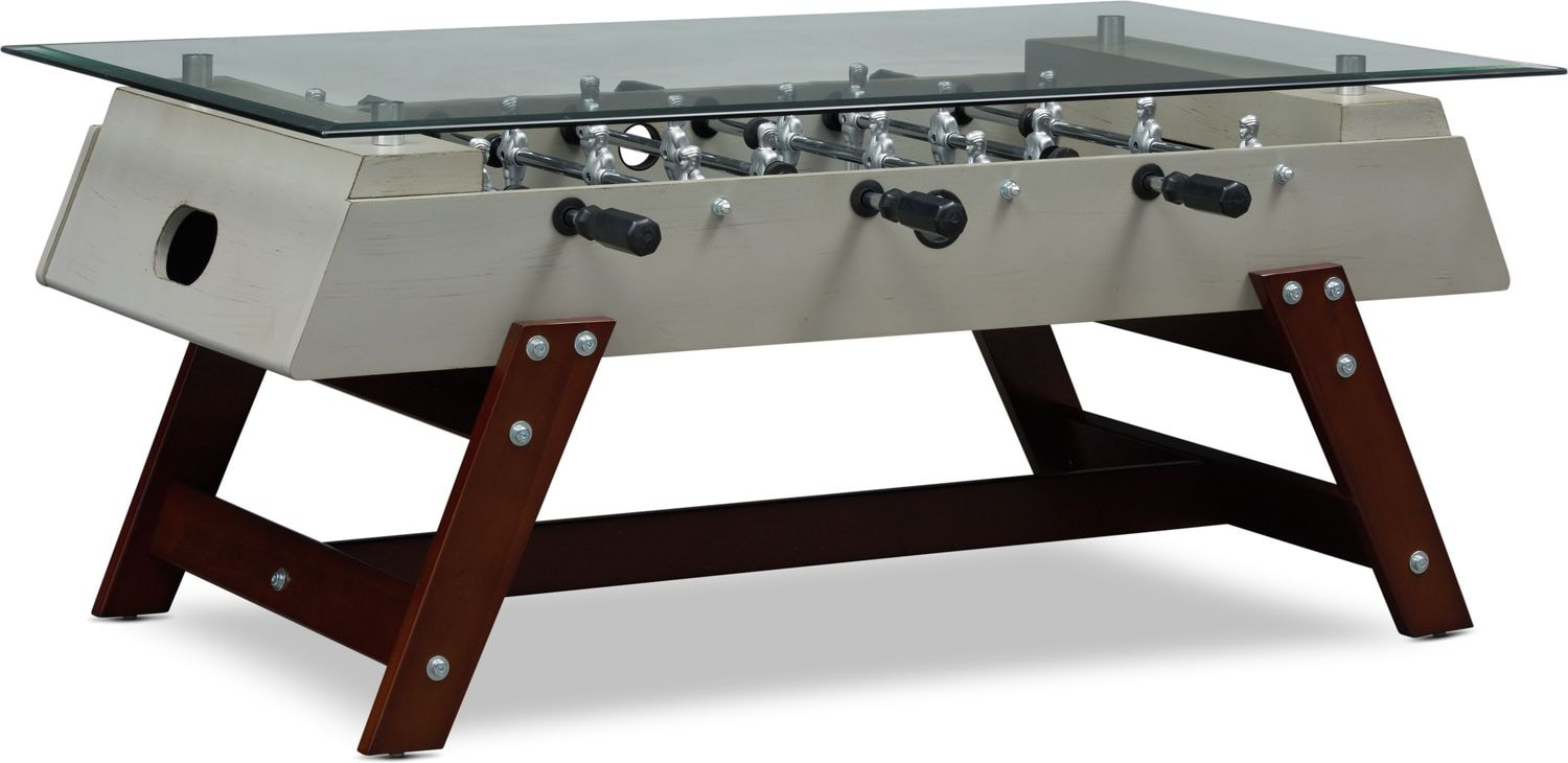 Accent and Occasional Furniture - Foosball Coffee Table