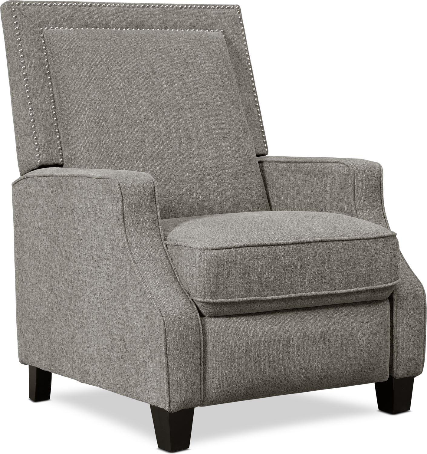 Living Room Furniture - Eliza Pushback Recliner