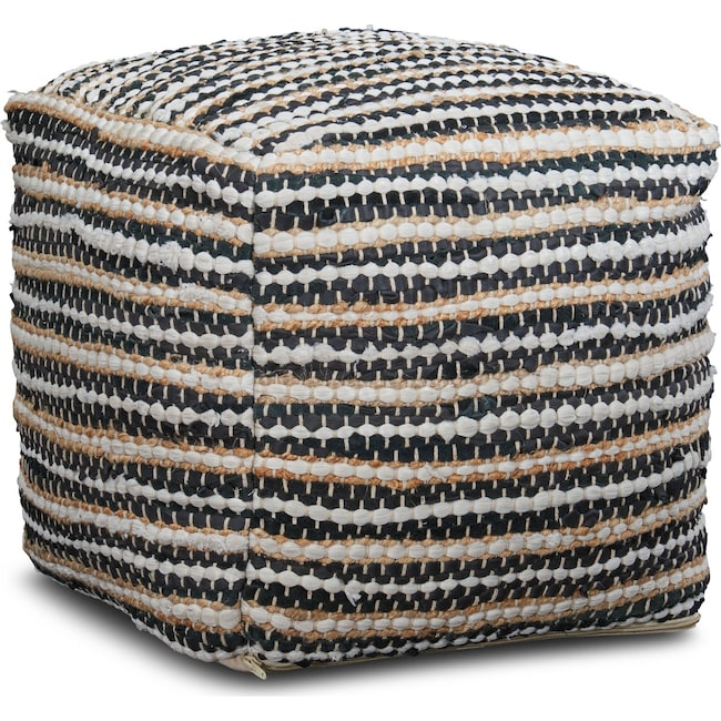 Accent and Occasional Furniture - Sevan Pouf
