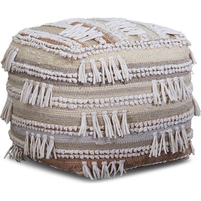 Accent and Occasional Furniture - Marmara Pouf