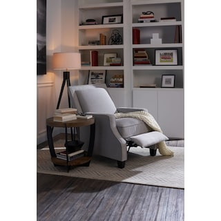 Eliza Pushback Recliner