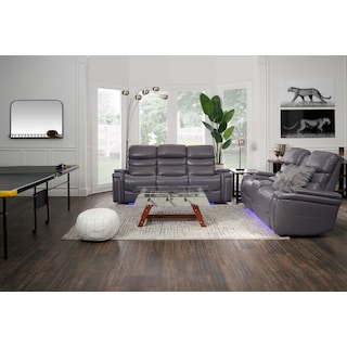 Jackson Triple-Power Reclining Sofa