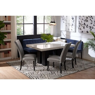 Stupendous Shop All Dining Room Tables Value City Furniture Gmtry Best Dining Table And Chair Ideas Images Gmtryco