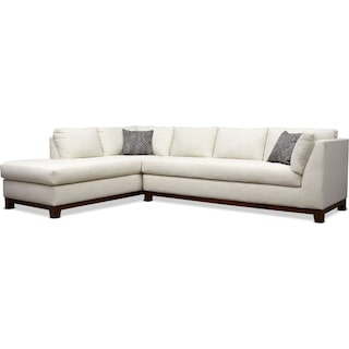 Anderson 2-Piece Sectional with Chaise