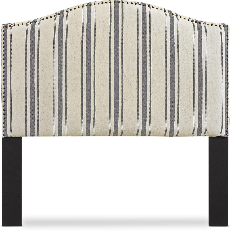 Bedroom Furniture - Seaside Queen Headboard