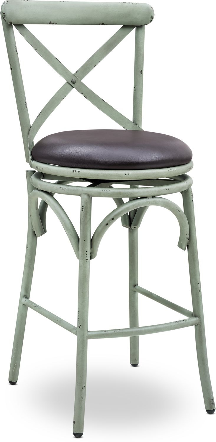 Dining Room Furniture - Alford Swivel Bar Stool