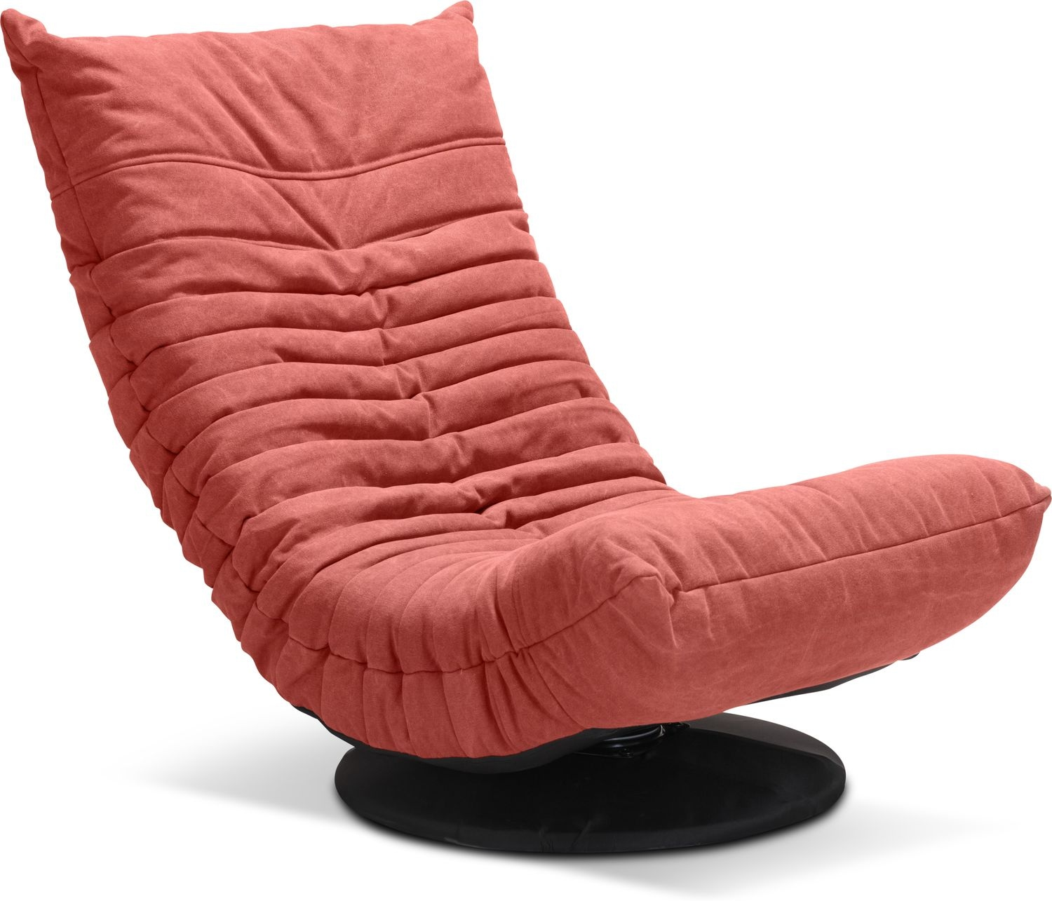Accent and Occasional Furniture - Swivel Gaming Chair