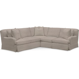 Campbell 2-Piece Small Sectional