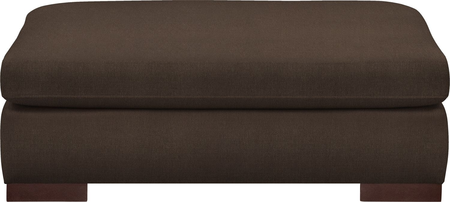 Living Room Furniture - Ethan Ottoman