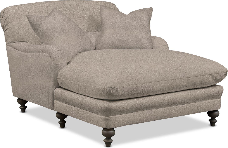 Living Room Furniture - Winnie Chaise