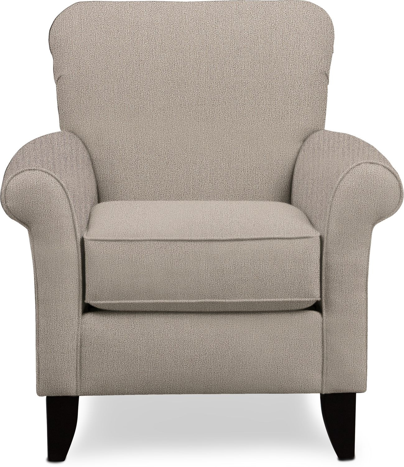 Living Room Furniture - Kingston Accent Chair