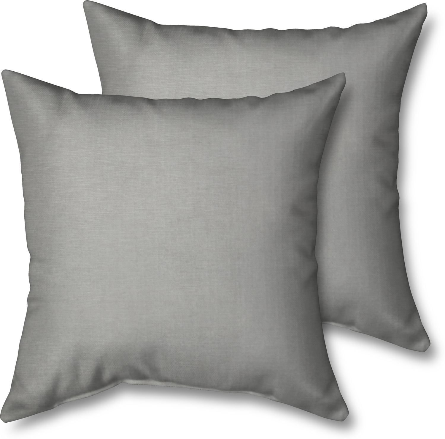 Accent and Occasional Furniture - 2-Pack Custom Solid Pillows
