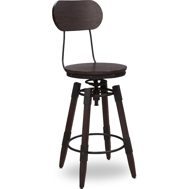 Dining Room Furniture - Archer Swivel Bar Stool