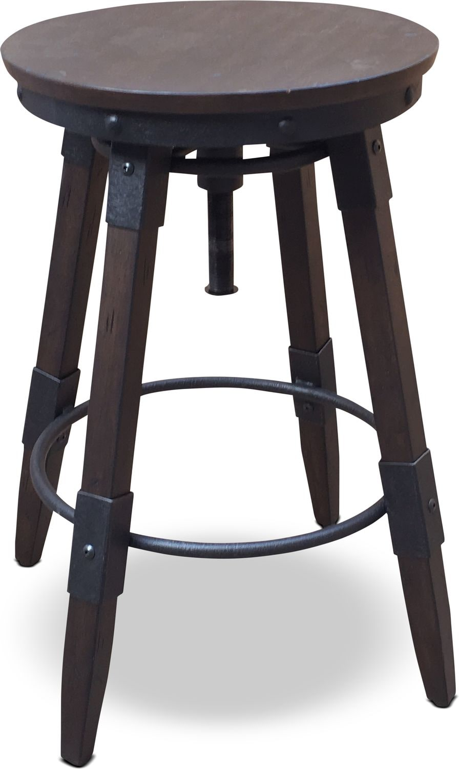 Dining Room Furniture - Eddie Swivel Bar Stool