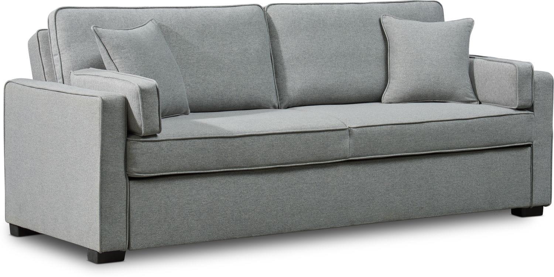 Living Room Furniture - Rhea Media Sleeper