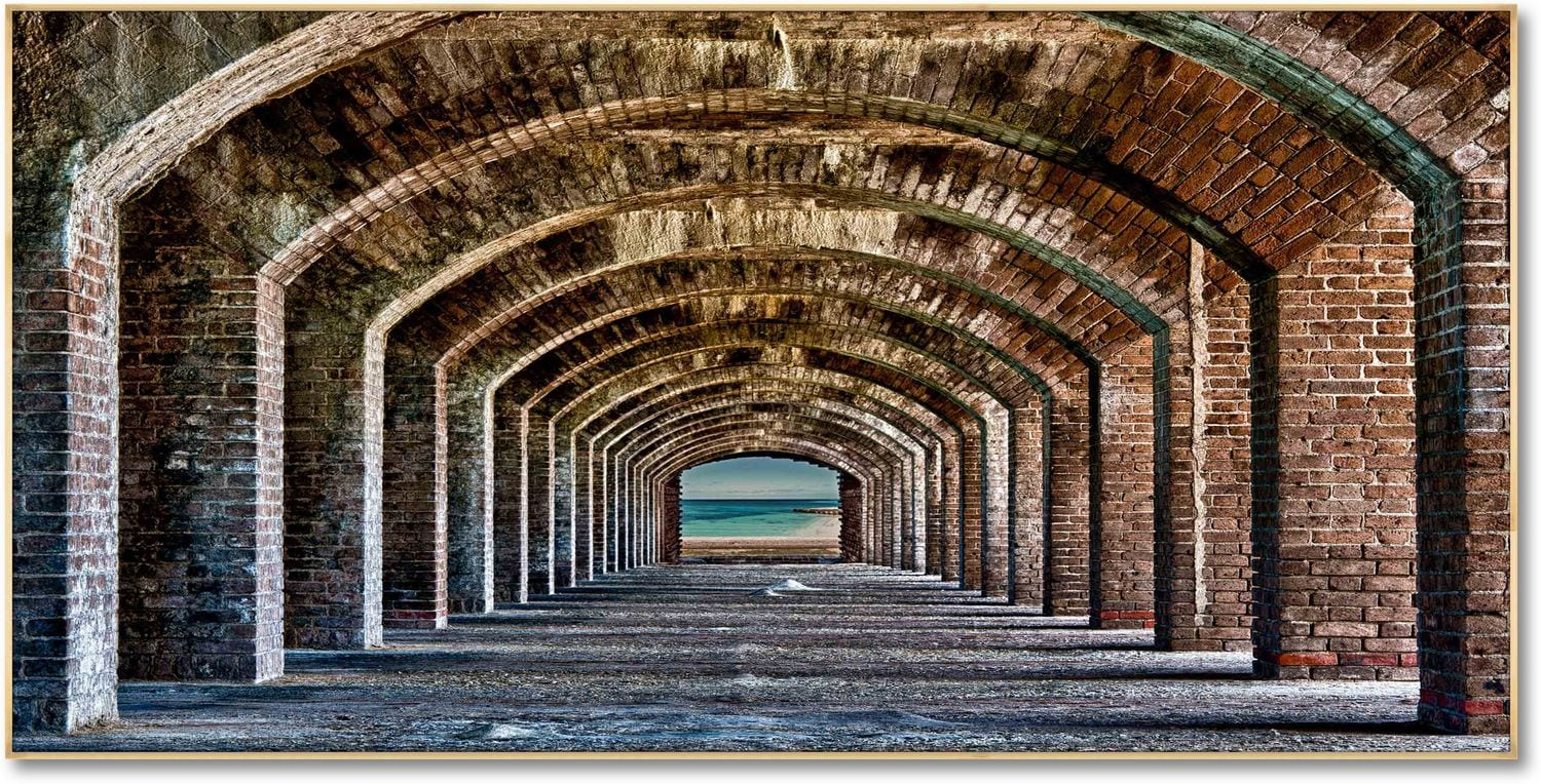 Home Accessories - Under the Boardwalk Wall Art