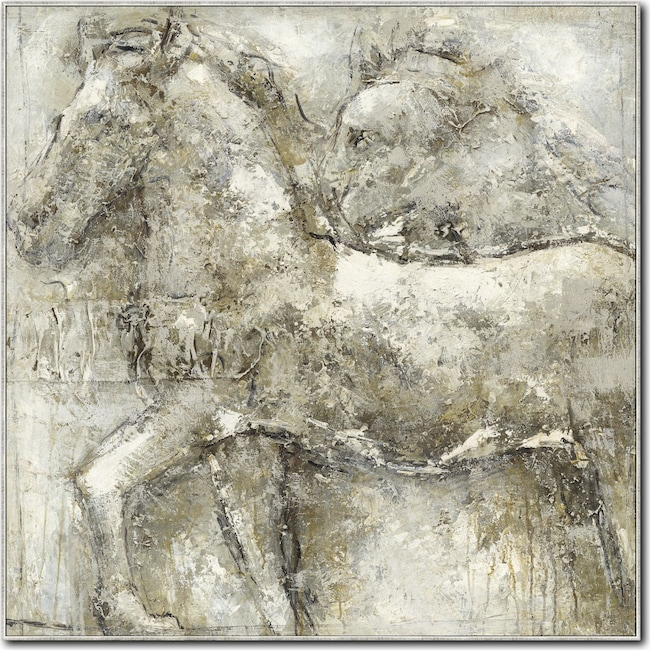 Home Accessories - Horses Wall Art