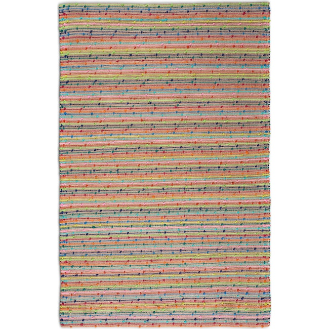 Rugs - Berries Area Rug - Multi