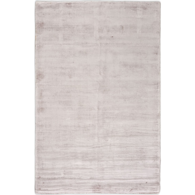 Rugs - Sparkle Area Rug - Silver
