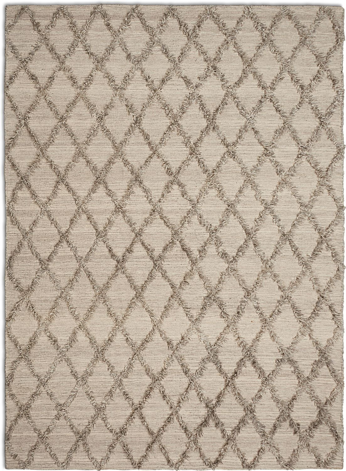 Rugs - Jucar Area Rug - Gray
