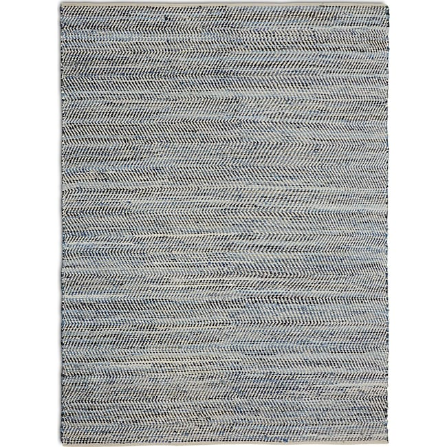 Rugs - Atlas Area Rug - Blue