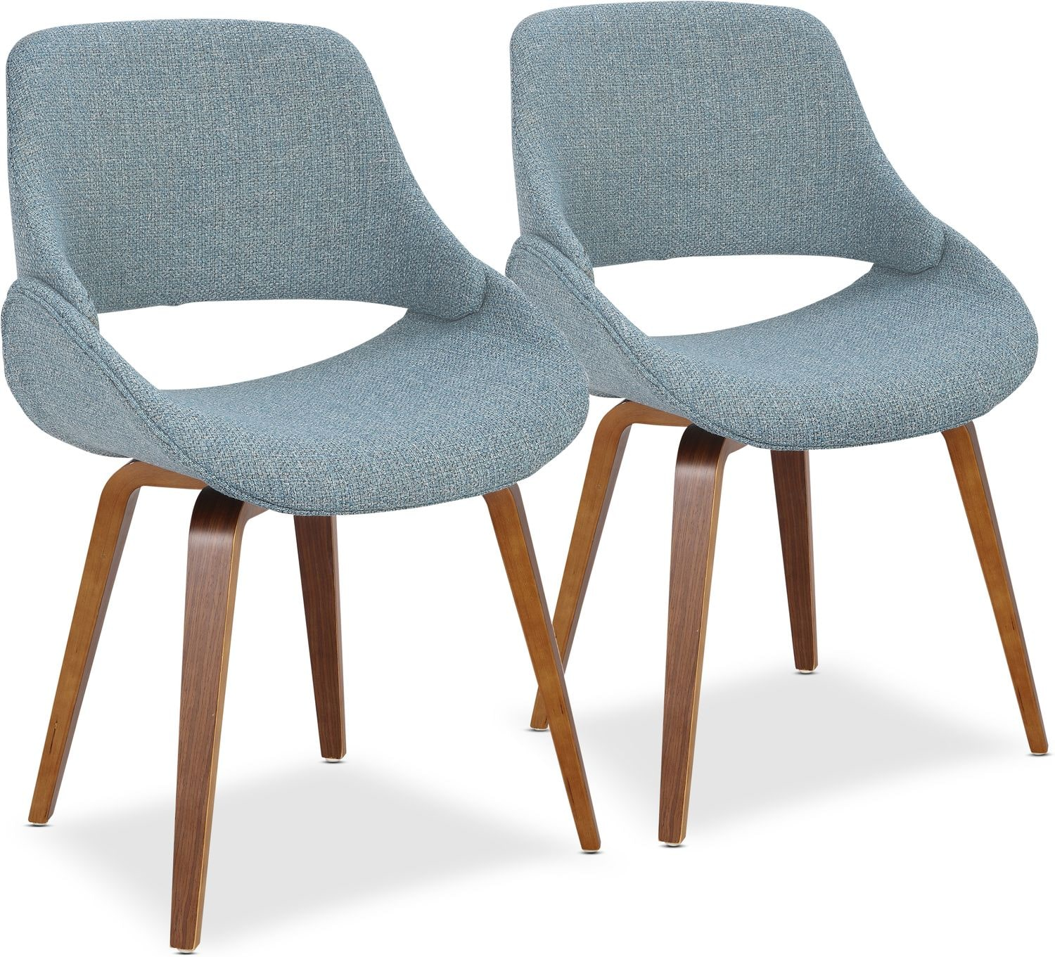 Dining Room Furniture - Uma Set of 2 Dining Chairs