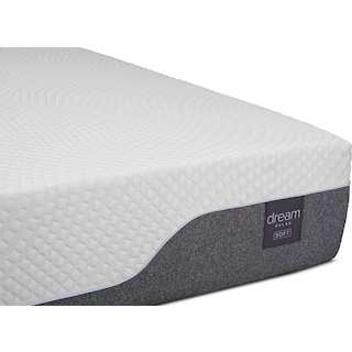 Dream Relax Soft Queen Mattress