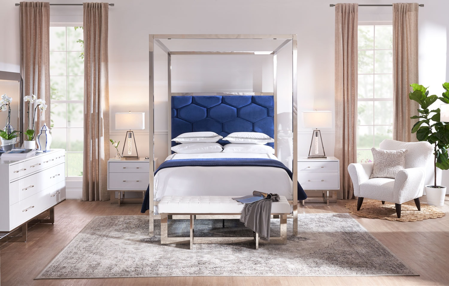 The Concerto Bedroom Collection