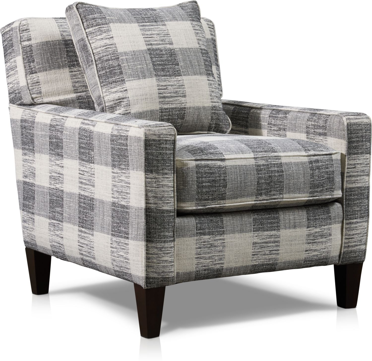 Living Room Furniture - Garrett Accent Chair