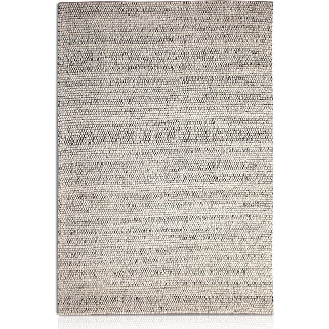 Rugs - Textures Area Rug - Gray