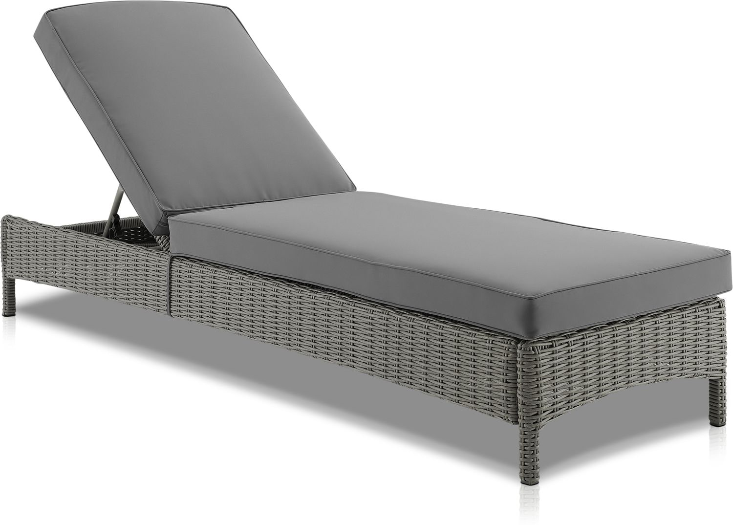 Outdoor Furniture - Destin Outdoor Chaise Lounge