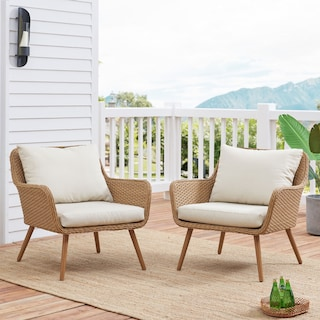 Delray Set of 2 Outdoor Chairs