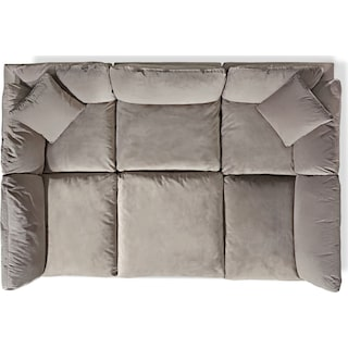 Plush 6-Piece Sectional
