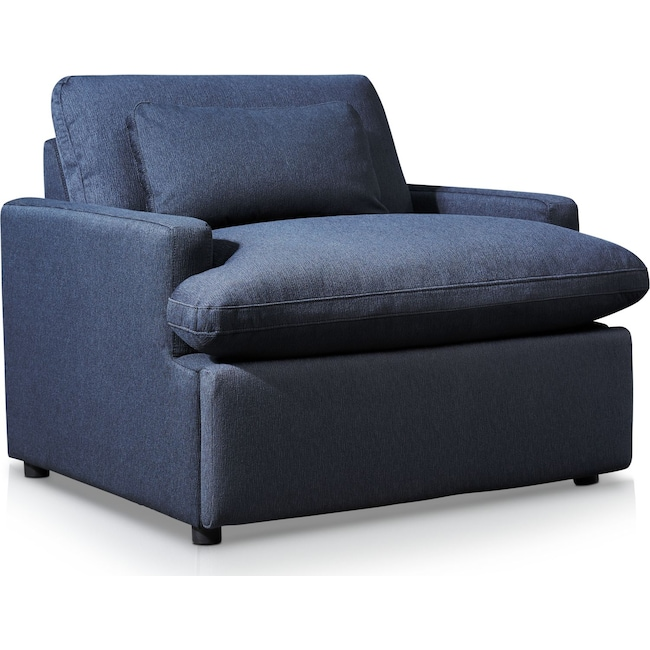 Living Room Furniture - Cozy Power Recliner