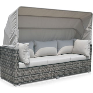 Gulf Shore Outdoor Convertible Sectional