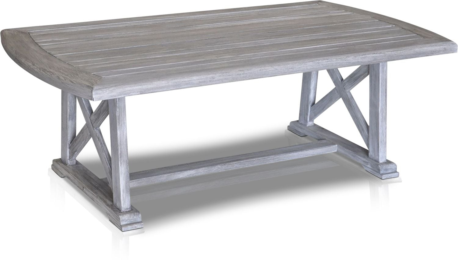 Outdoor Furniture - Marshall Outdoor Rectangular Dining Table