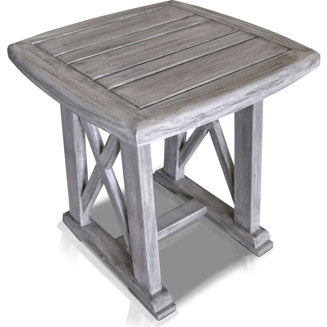 Outdoor Furniture - Marshall Outdoor End Table