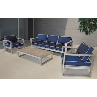 Beach Club Outdoor Sofa