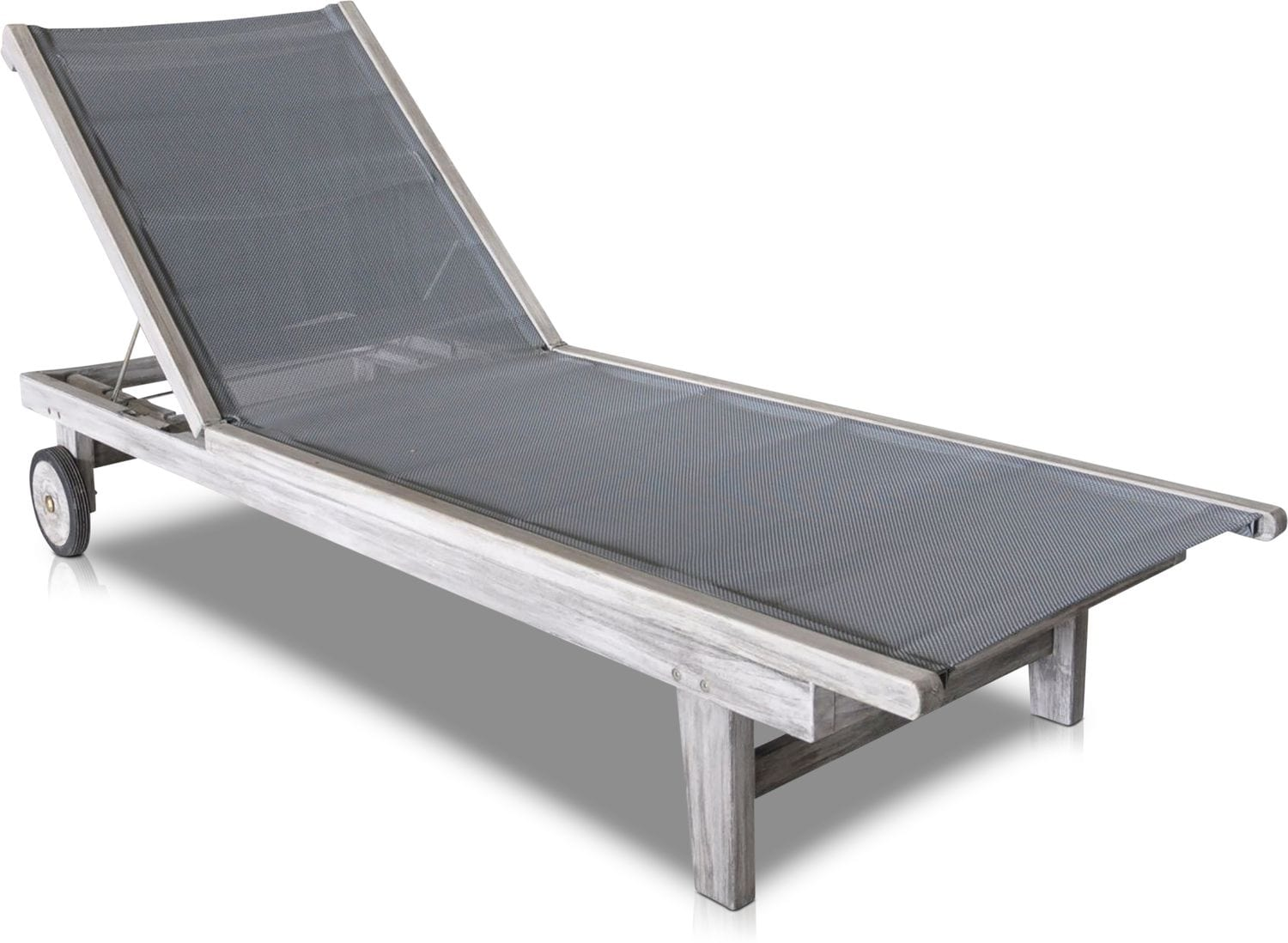Outdoor Furniture - Grenada Outdoor Chaise Lounge