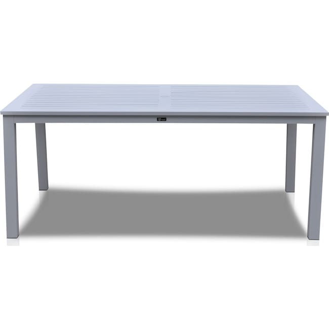 Outdoor Furniture - Edgewater Outdoor Rectangular Dining Table