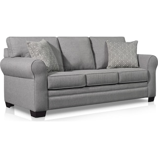 Camila Sofa and Loveseat Set