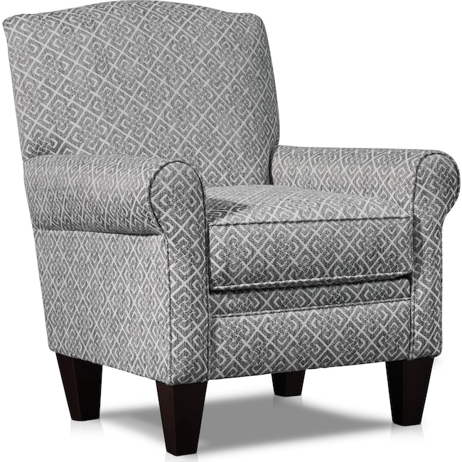 Living Room Furniture - Camila Accent Chair