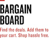 Furniture Bargain Board - Find All Of Our Amazing Deals In One Convenient Place.