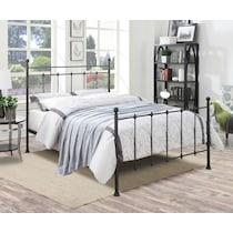 ada black king bed